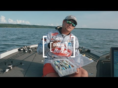 Dialed In: Justin Atkins On Deep Cranking