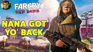 FAR CRY NEW DAWN FIRST IMPRESSIONS: *NANA EXPLODES* (spoiler free)