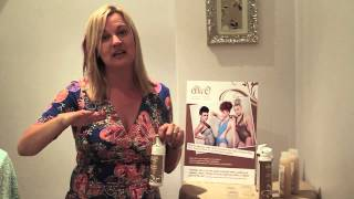 Abi O presents her self tanning range Thumbnail