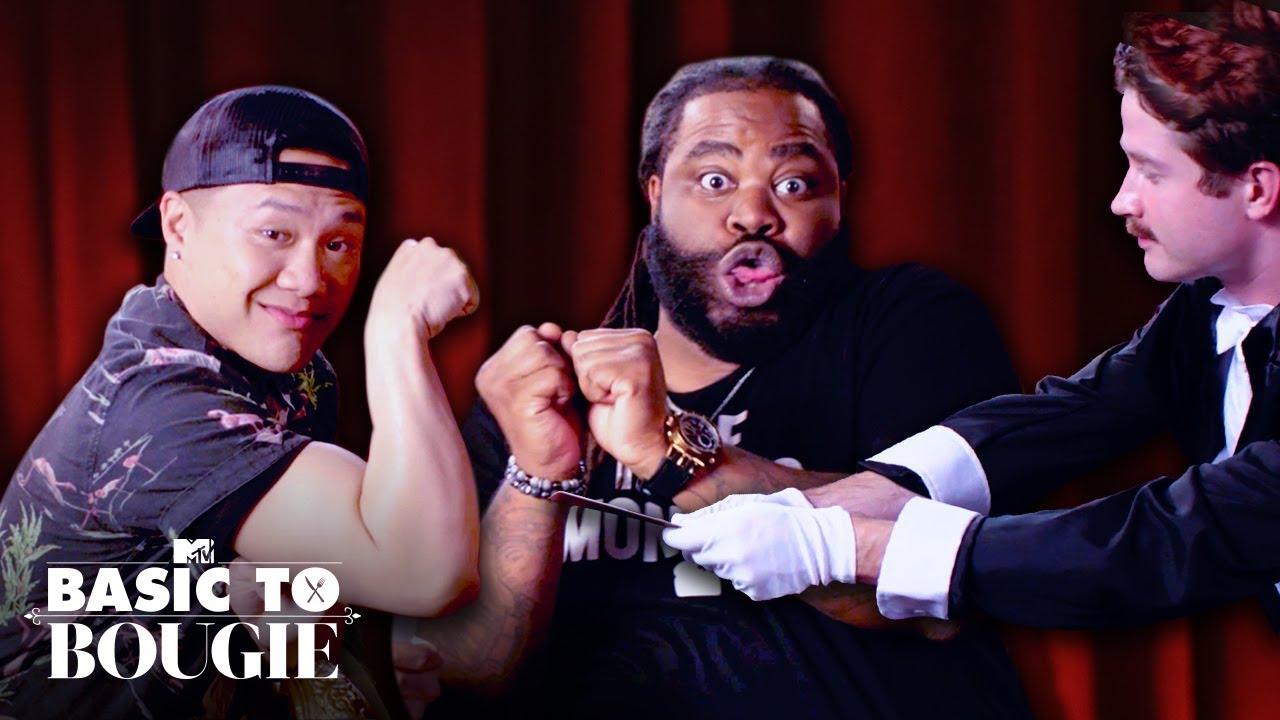 Basic to BLOOPERS 🤣 | Basic to Bougie Season 1 | MTV