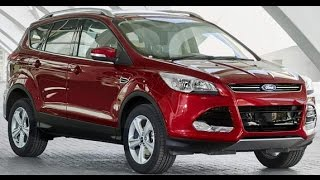 Ford Kuga 2017 – Release Date and Price