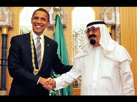 Why Saudi Arabia and the United States Are BFFs
