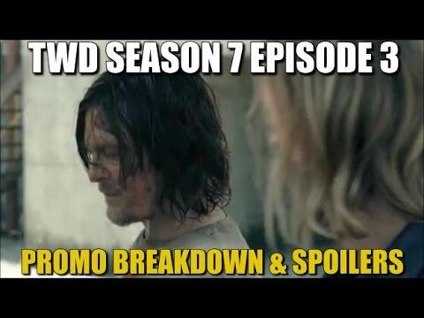 The Walking Dead Season 7 Episode 3 Promo & Spoilers The Cell Promo Breakdown