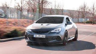 Opel Astra OPC Car Porn