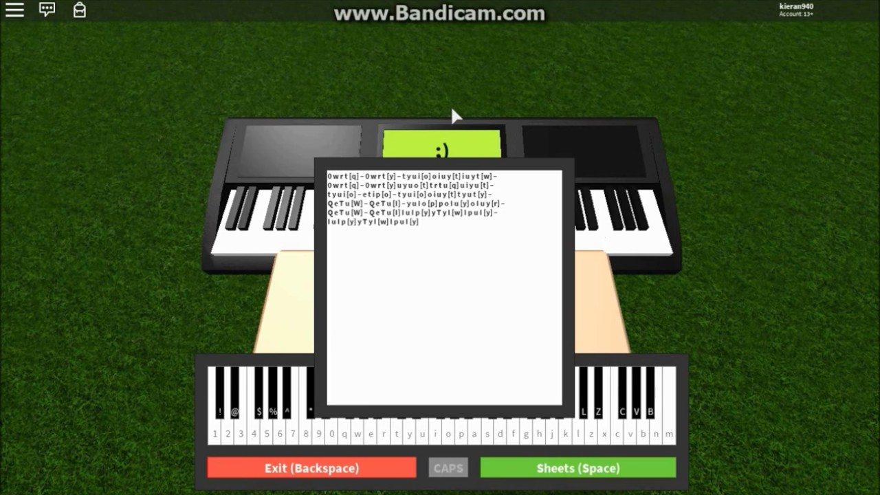 Roblox Piano Tale As Old As Time Youtube