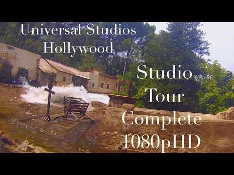 Universal Studios Hollywood: Studio Tour