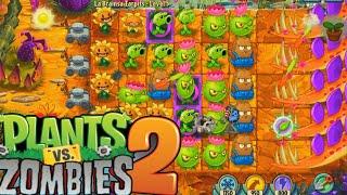Растения против Зомби 2 СУПЕР СТЕНОРЕХ  и ГИПНОГРИБ Plants Vs Zombies