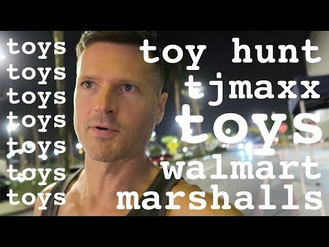 LA TOY HUNT SHOPPING MADNESS VLOG CONTINUES 2 of 5: Burbank