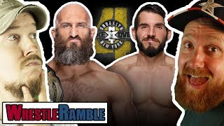 WWE NXT TakeOver: Brooklyn 4 Predictions! Tommaso Ciampa vs. Johnn Gargano!   WrestleRamble