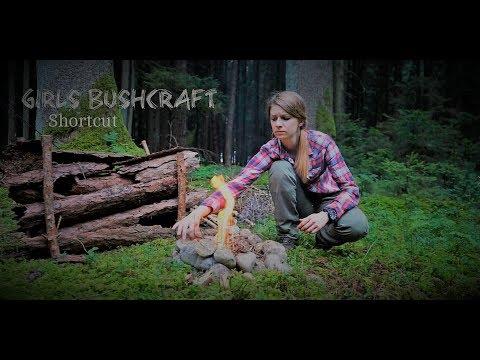 Girls Bushcraft - Shortcut - 5K - Vanessa Blank