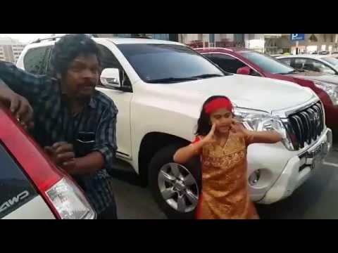Muthe Ponne Pinangalle| V Suresh Thampanoor | Latest Song and Dance @ Dubai | Action Hero Biju