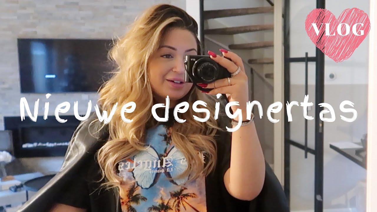 Nieuwe designertas - Vlogs - Fadim Kurt