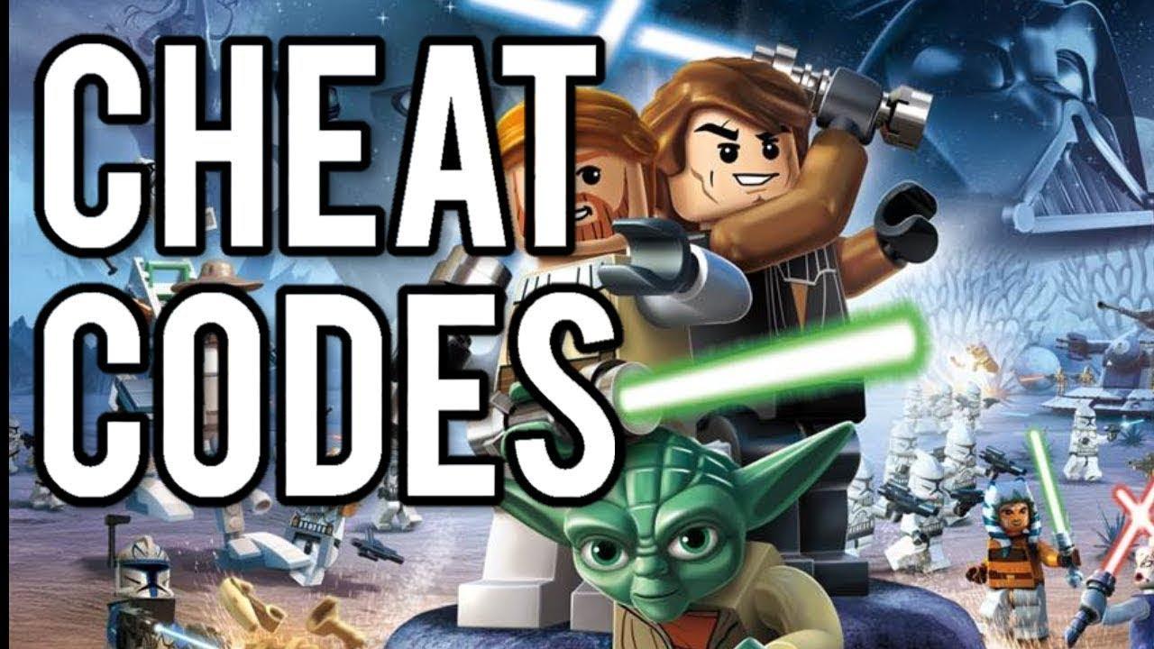 Lego Star Wars Iii The Clone Wars All Cheat Codes Youtube