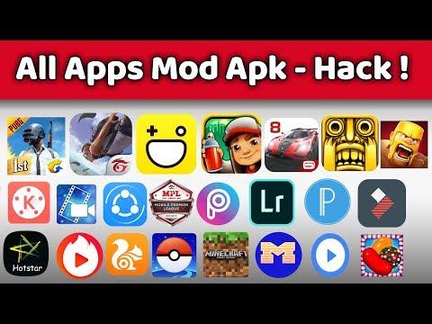 Download All Mod Apk Free ( यहां मिलेगा सभी Apps का Mod Apk )