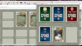 Fields of Fire 2nd Edition VASSAL Module Overview