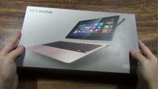 ГаджеТы: достаем из коробки Asus VivoTab на Windows 8