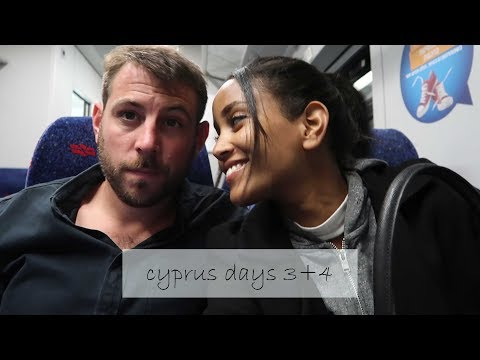 VLOG | My Travel Diaries | Cyprus days 3+4