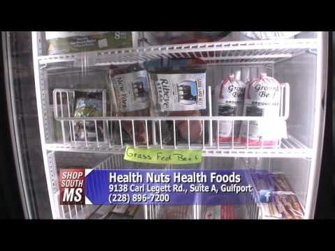 Shop South Mississippi - Health Nuts