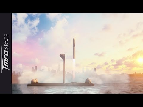 The future of SpaceX - Orbit 10.40