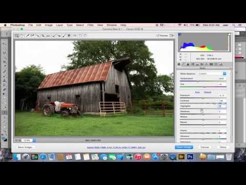 Camera Raw Not Enabled - Can't Open Raw Images in Photoshop or Adobe Bridge Fix for PC Mac