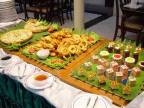 Middagsbuffet lek hotel pattaya youtube for Lek hotel pattaya