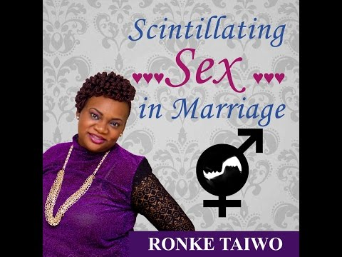 Scintillating Sex in Marriage