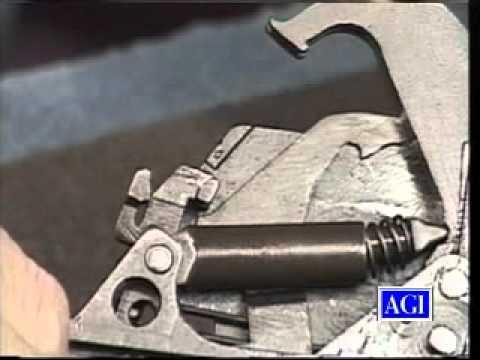 How to Do a M1 Garand Rifle Trigger Job AGI 331