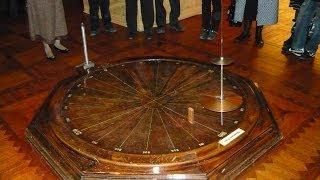 Маятник Фуко. Волгоградский планетарий. Часть 1.  / Foucault pendulum. Planetarium in Volgograd