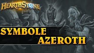 SYMBOLE AZEROTH -  Hearthstone Brawl