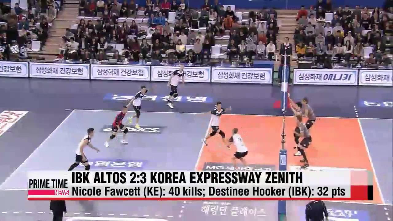 v league korea