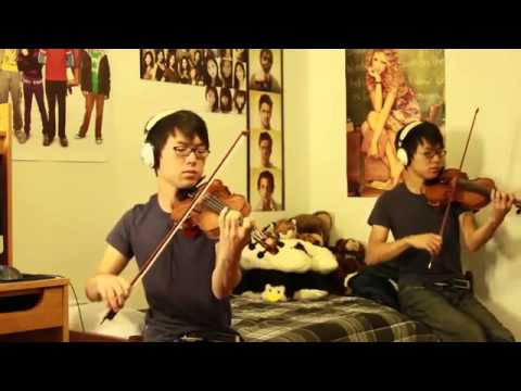 Lucky - Jason Mraz - Jun Sung Ahn Violin Cover