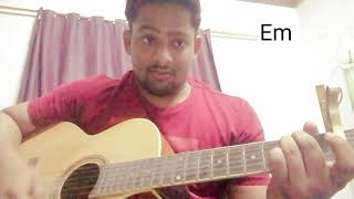 """AE MERE HUMSAFAR - ROMANTIC BOLLYWOOD SONG """"COMPLETE GUITAR COVER LESSONS AND CORDS WITH CAPPO"""