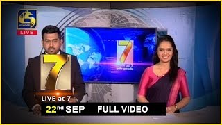 Live at 7 News – 2019.09.22 Thumbnail