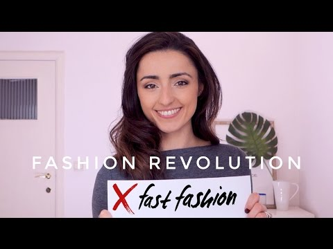Fast Fashion & el Poder del Consumidor | Mi Opinión | Fashion Revolution Week