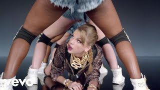 Смотреть клип Taylor Swift - Shake It Off