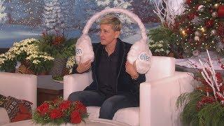 Ellen Gives a Sneak Preview of Unreleased Shop Items