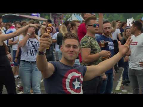 Nederlandse dj's in Rotterdam voor The Flying Dutch