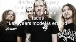 Fear Factory - Corporate Cloning (Lyrics)