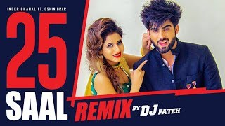 """25 Saal"" 