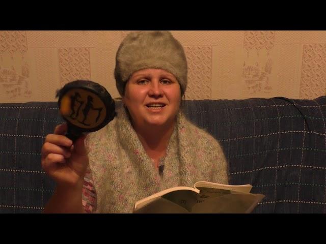Изображение предпросмотра прочтения – НатальяПолухова читает произведение «Как земля у саамов рост забрала» (Разные писатели )