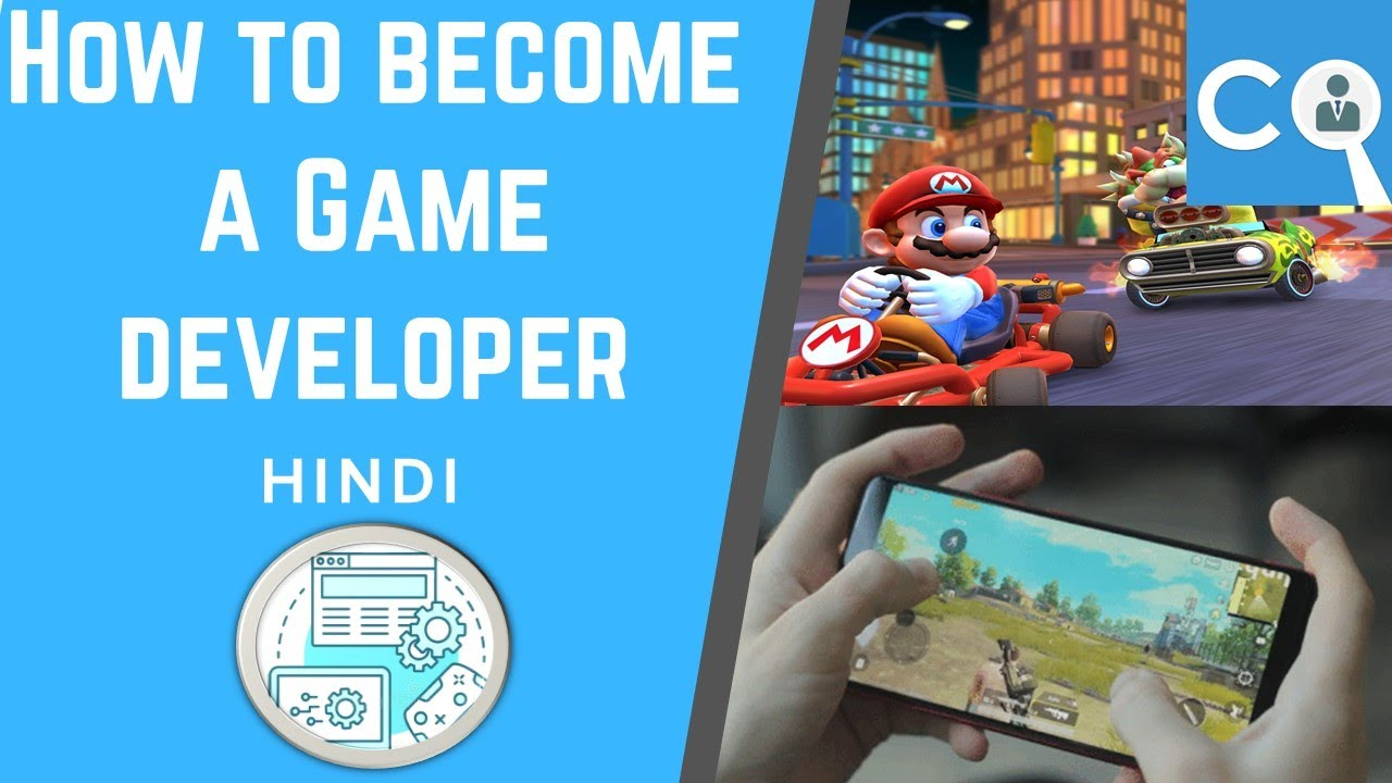 How to become a game developer| full details in Hindi