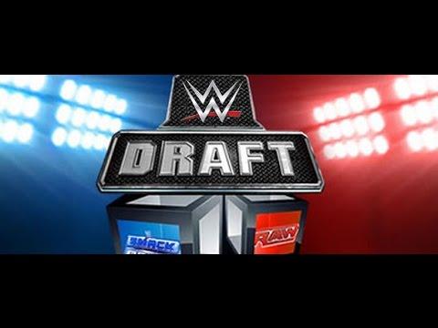 WWE Draft 2016 Game