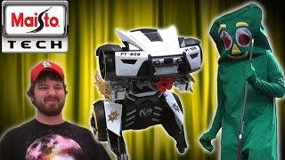 TRANSFORMER RIPOFF : Maisto Tech R/C Street Trooper | Toy Chest