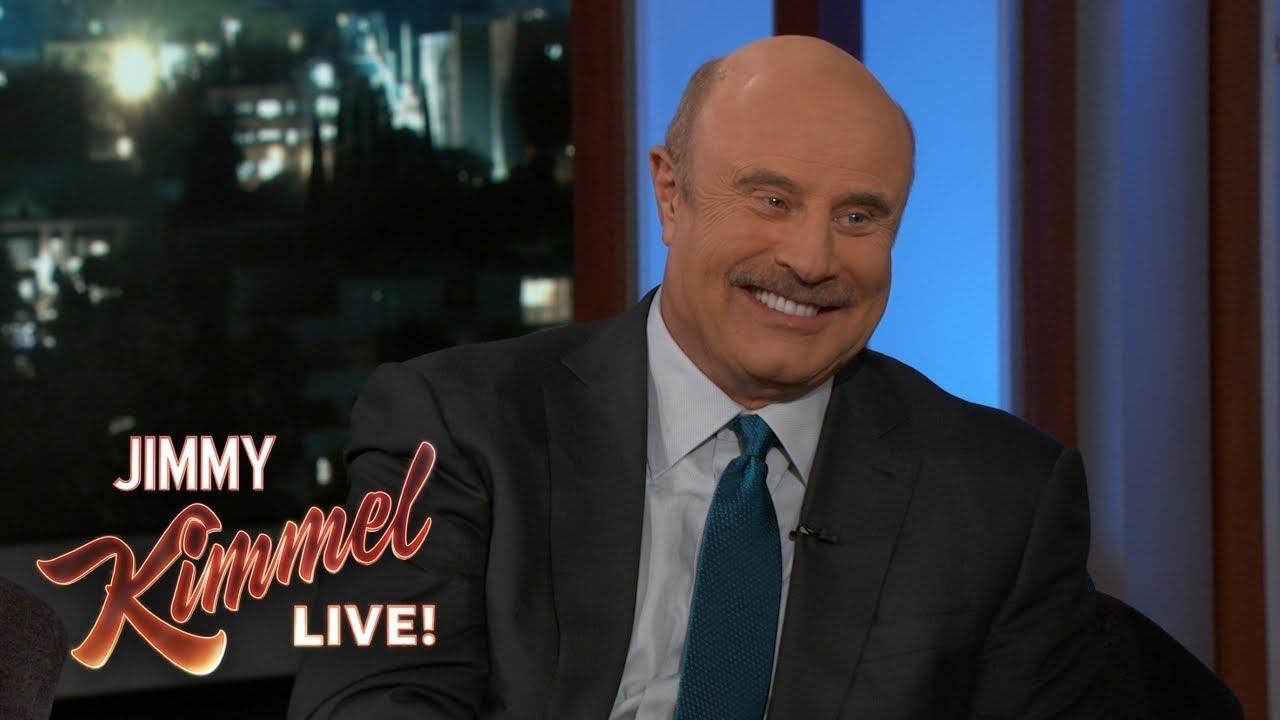 Dr  Phil McGraw on Gwen Stefani, Oprah & Stedman