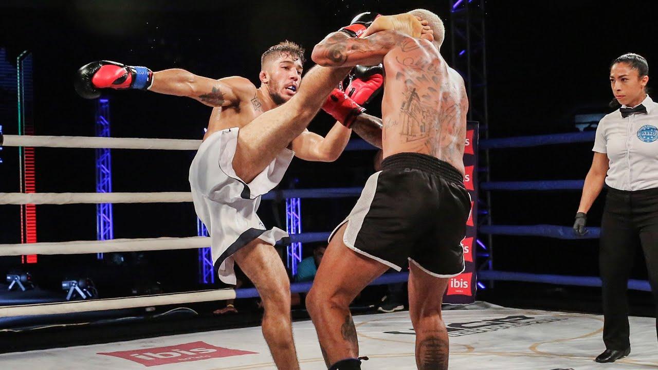 WGP 61: Serginho Junior vs Hugo Nascimento