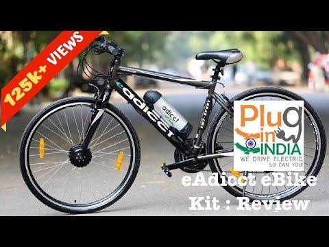 Eadicct Emt Sport E Bike Conversion Kit Review Youtube