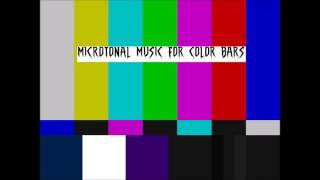 Download Microtonal Music for Color Bars MP3 song and Music Video
