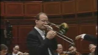 Michael Mulcahy plays Leopold Mozart (part 1)