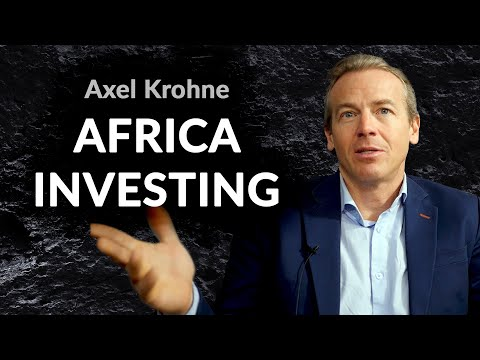 Investing in Russia, Africa and other Emerging Markets? A talk with the expert Axel Krohne