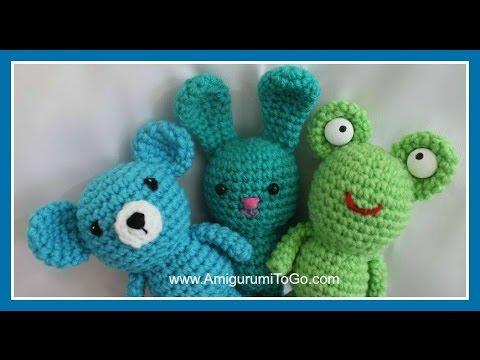 Amigurumi Crochet in Dress Frog Free Pattern - Amigurumi Crochet   360x480